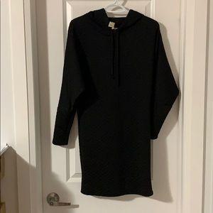 Hoodie dress size L